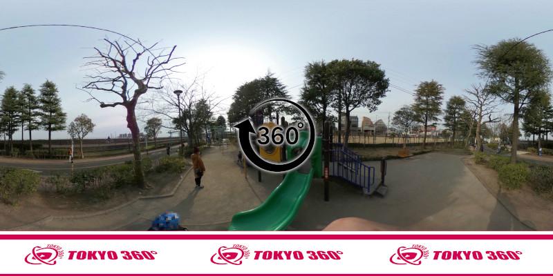 今井児童交通公園-360度写真-18