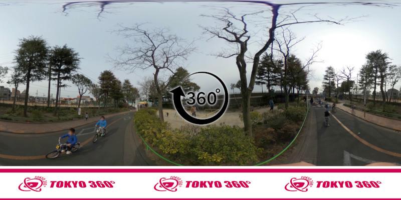 今井児童交通公園-360度写真-19