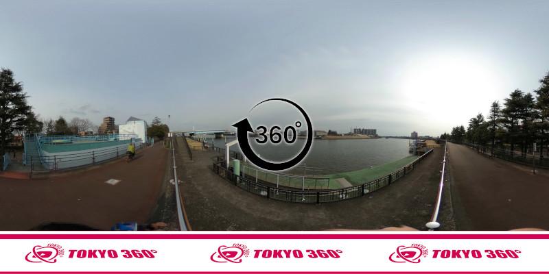 今井児童交通公園-360度写真-20