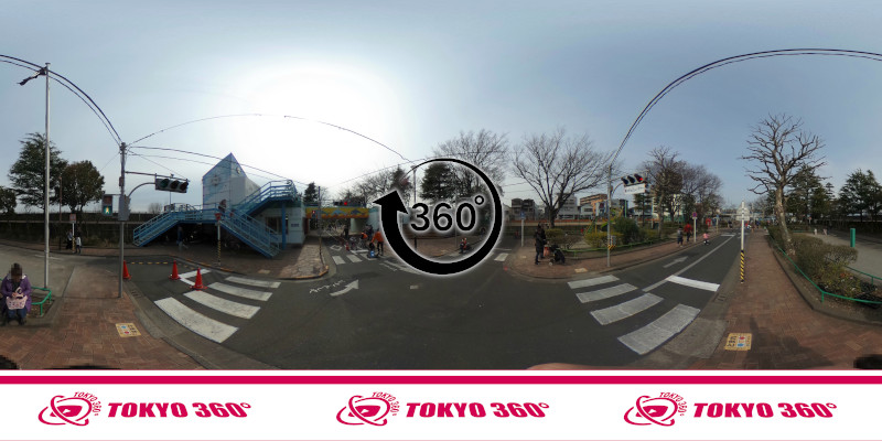 今井児童交通公園-360度写真-22