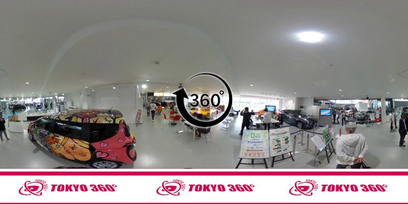 お台場メガウェブ-360度写真-10