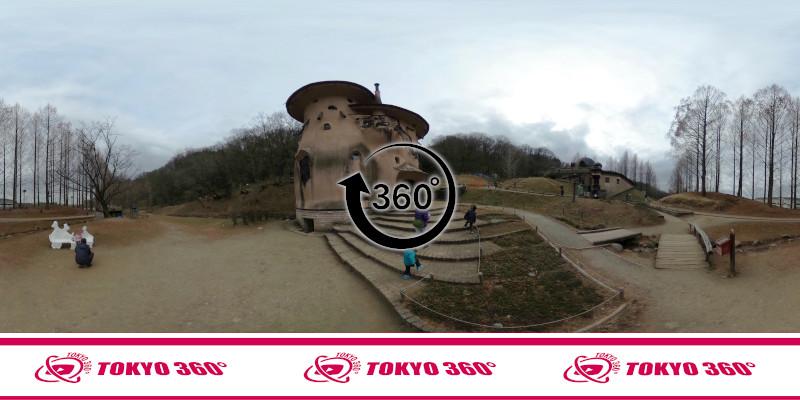 トーベ・ヤンソンあけぼの子どもの森公園-360度写真-03