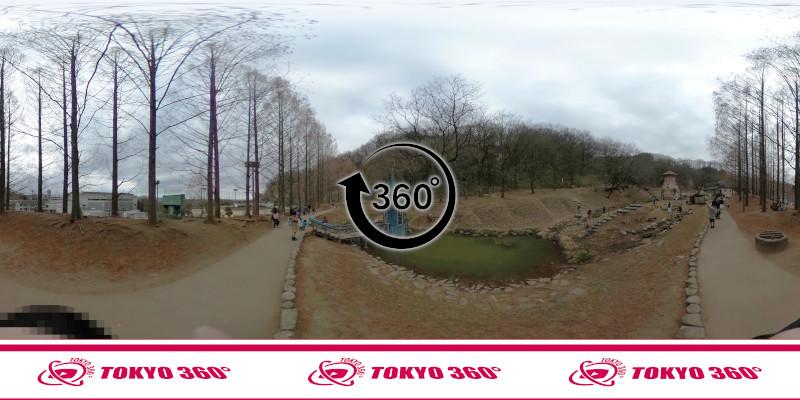 トーベ・ヤンソンあけぼの子どもの森公園-360度写真-13