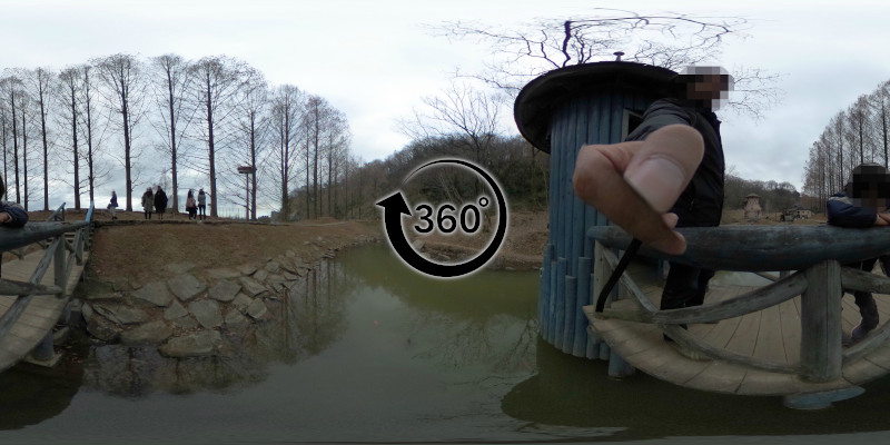トーベ・ヤンソンあけぼの子どもの森公園-360度写真-15