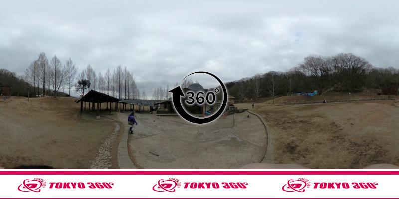 トーベ・ヤンソンあけぼの子どもの森公園-360度写真-19