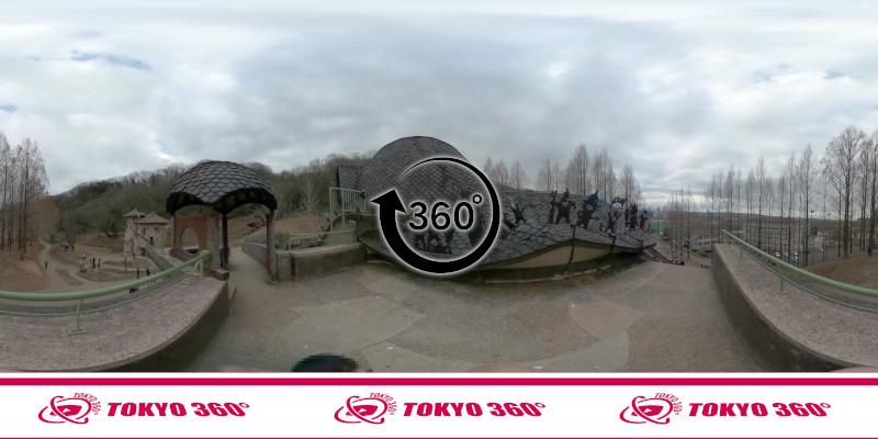 トーベ・ヤンソンあけぼの子どもの森公園-360度写真-21