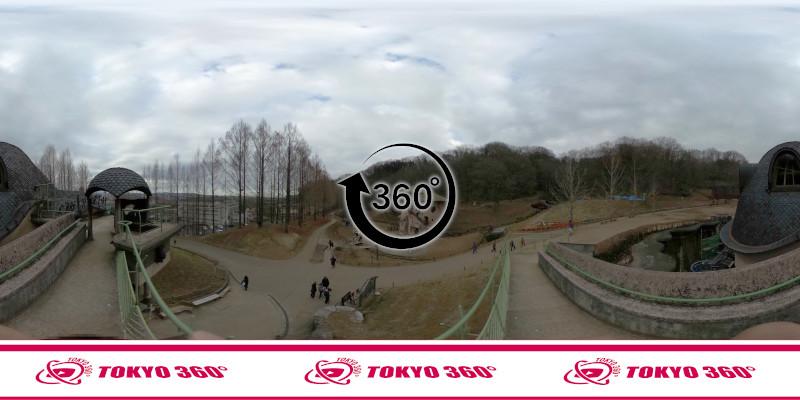 トーベ・ヤンソンあけぼの子どもの森公園-360度写真-22