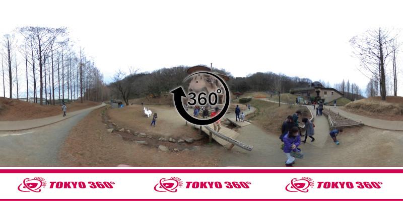 トーベ・ヤンソンあけぼの子どもの森公園-360度写真-25