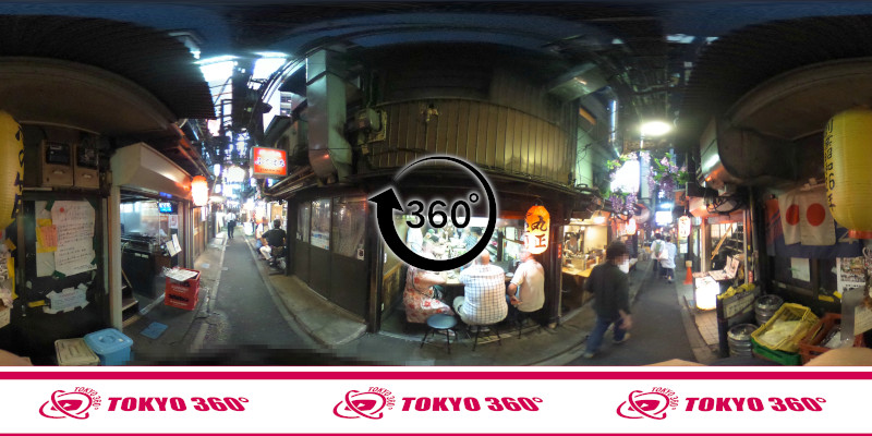 思い出横丁-360度写真-03