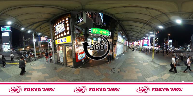 思い出横丁-360度写真-06