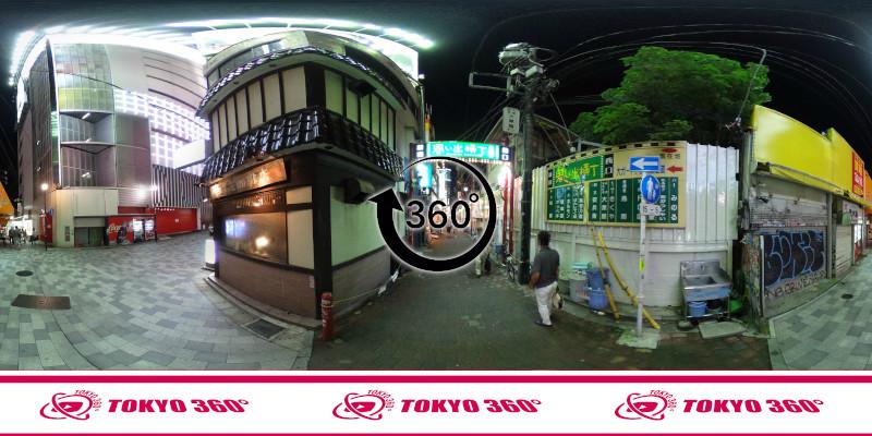 思い出横丁-360度写真-07