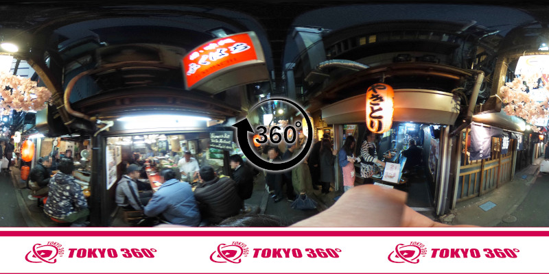 思い出横丁-360度写真-10