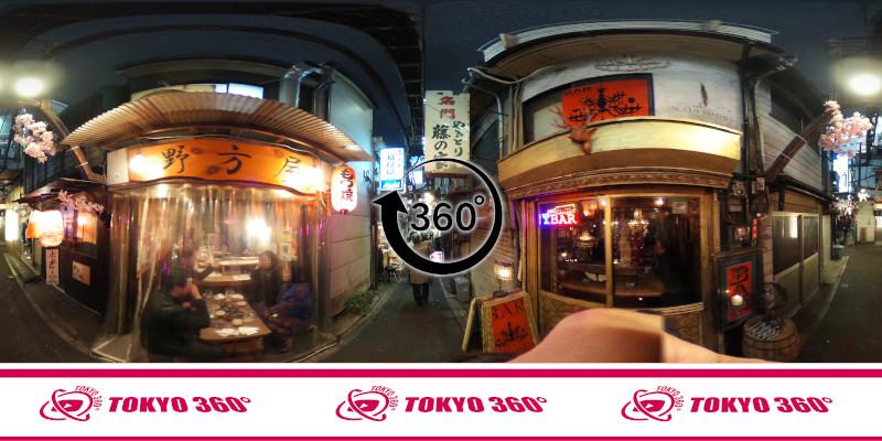 思い出横丁-360度写真-15