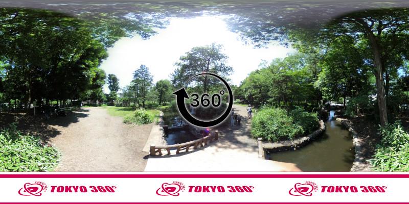 石神井公園-360度写真-06