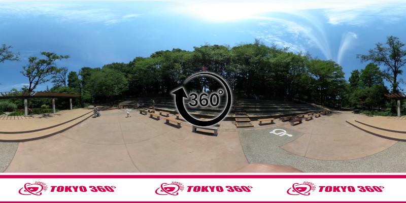 石神井公園-360度写真-07