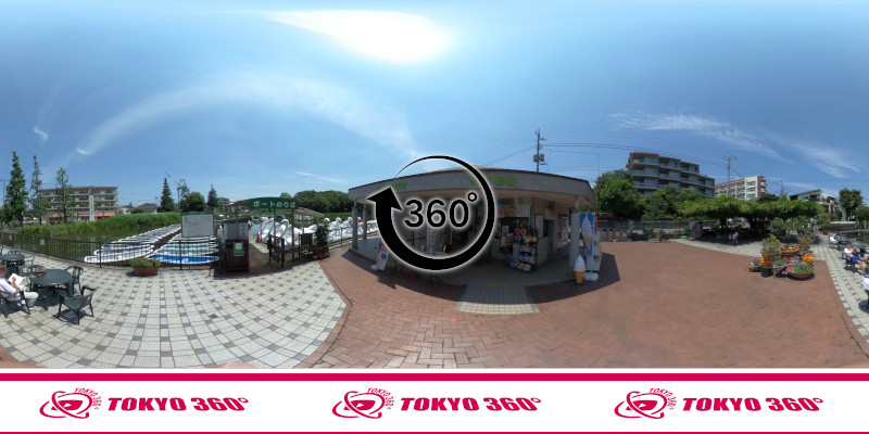 石神井公園-360度写真-08