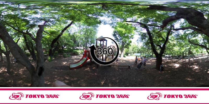 石神井公園-360度写真-09
