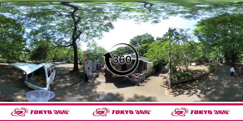 石神井公園-360度写真-10