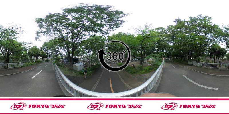杉並児童交通公園-360度写真-03