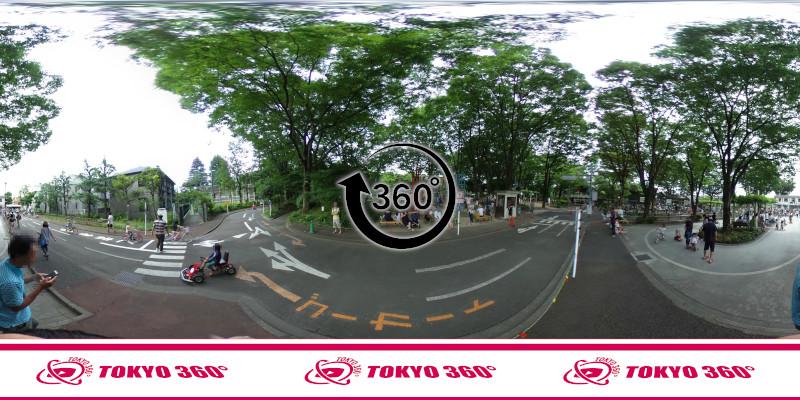 杉並児童交通公園-360度写真-05