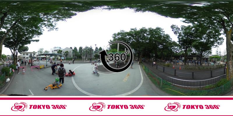 杉並児童交通公園-360度写真-06