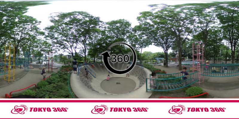 杉並児童交通公園-360度写真-07