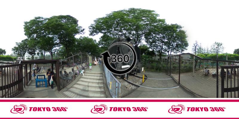 杉並児童交通公園-360度写真-08