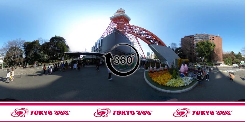 東京タワー-360度写真-03