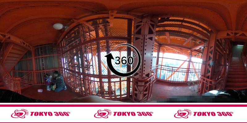 東京タワー-360度写真-08