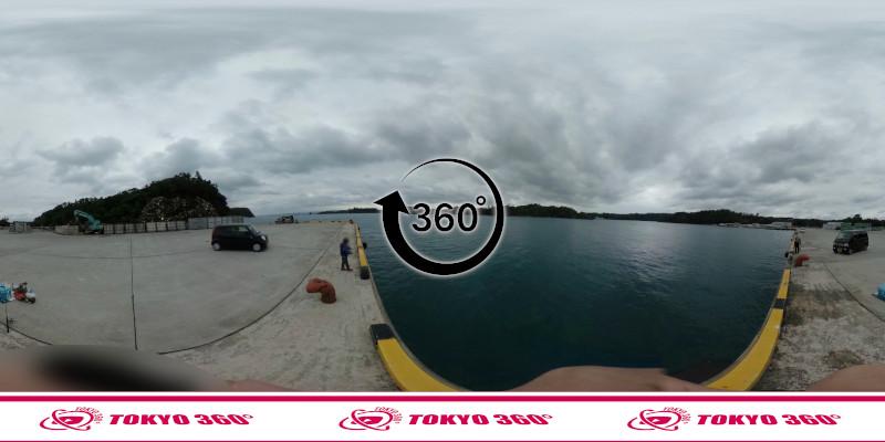 屋我地漁港-360度写真-07