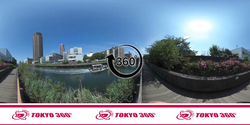 横十間川親水公園-360度写真-07