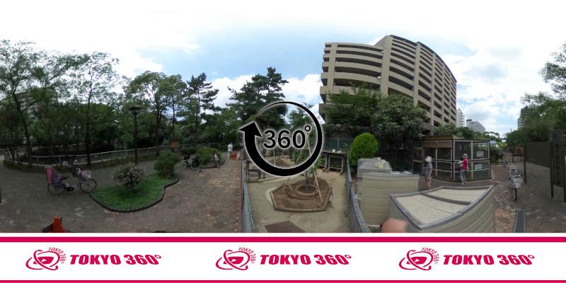 横十間川親水公園-360度写真-10