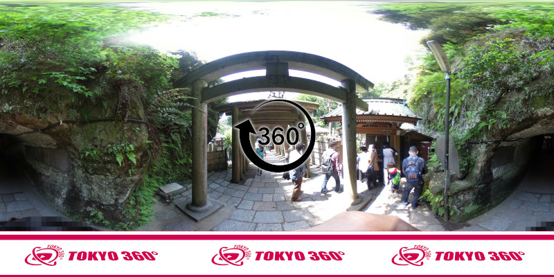 銭洗弁天-360度写真-05