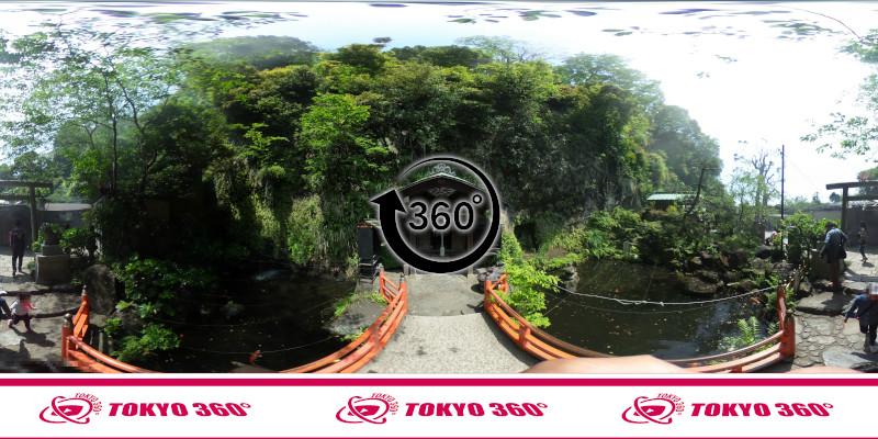 銭洗弁天-360度写真-11