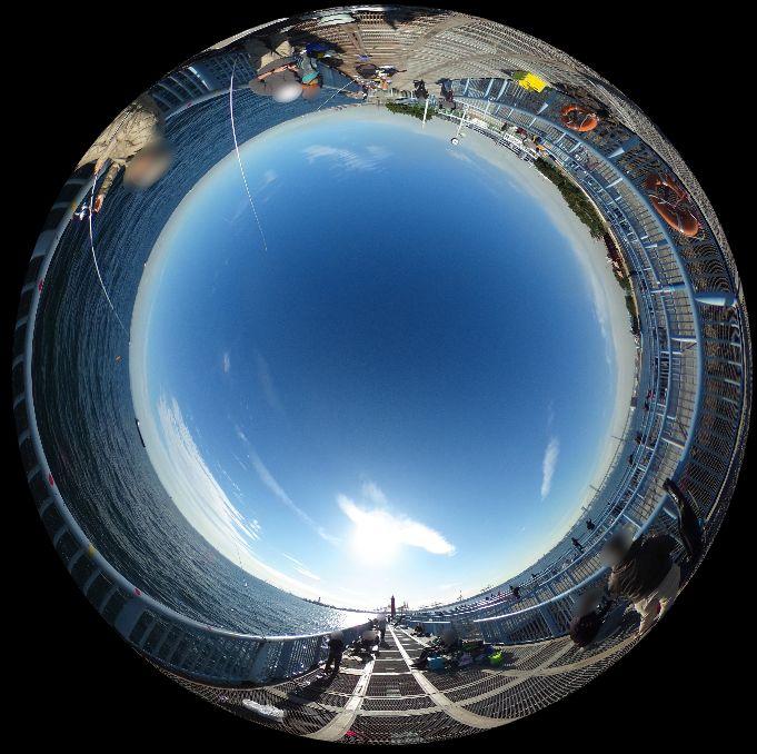大黒海づり施設-360度写真