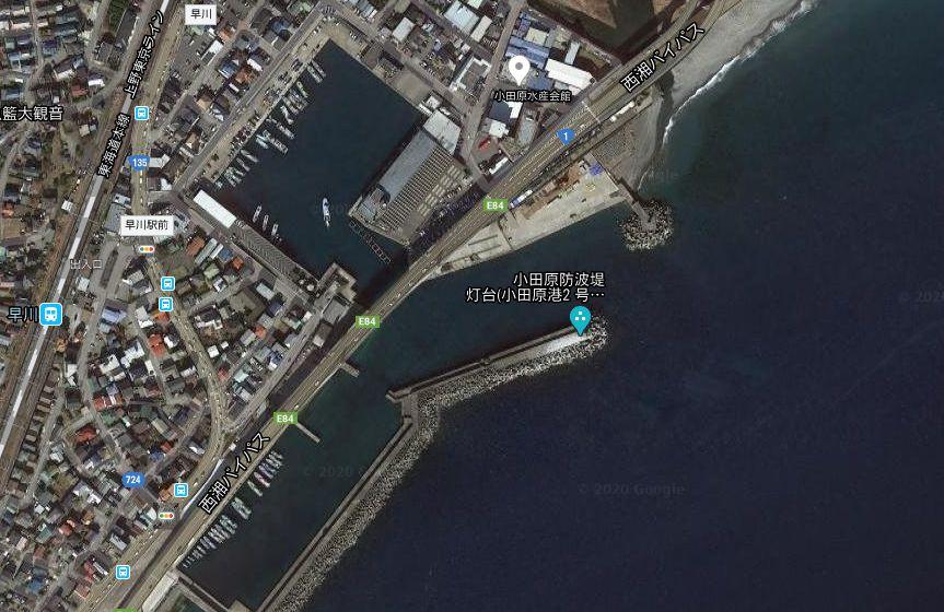 早川港-全体像