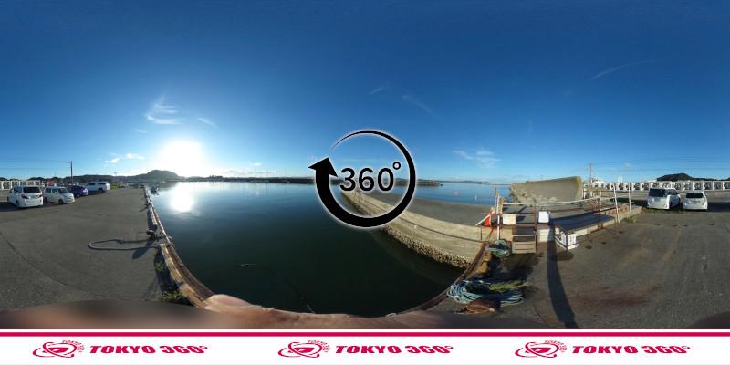 船形漁港-釣り-360度写真-03