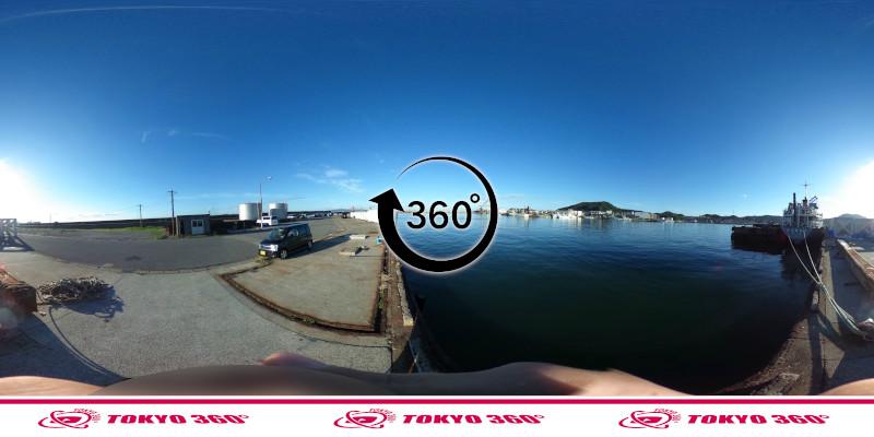 船形漁港-釣り-360度写真-06