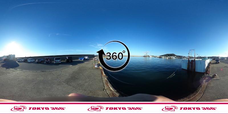 船形漁港-釣り-360度写真-08