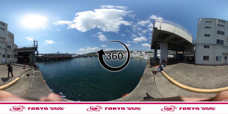 早川港-360度写真-03