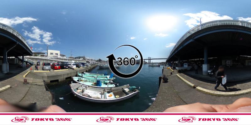 早川港-360度写真-06