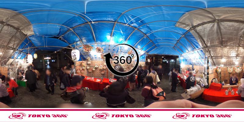 宮益御嶽神社-360度写真-04