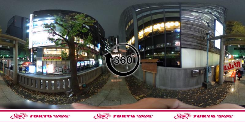 宮益御嶽神社-360度写真-06