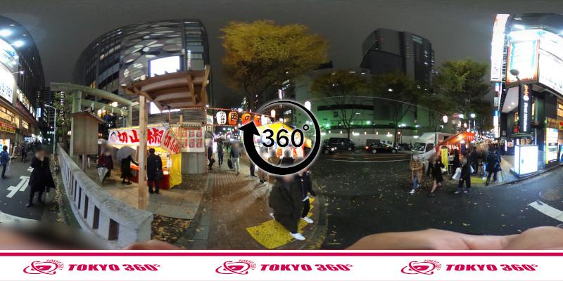 宮益御嶽神社-360度写真-07