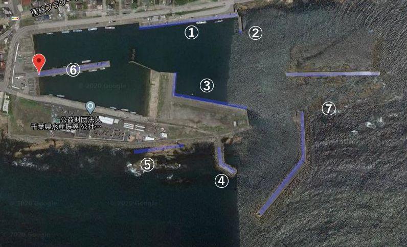 乙浜港-全体像