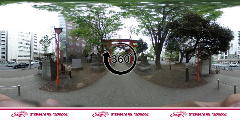 花園神社-360度写真-03