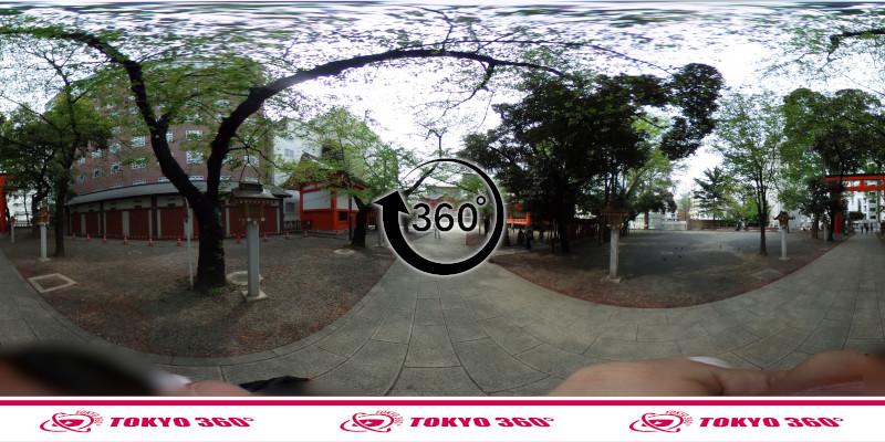 花園神社-360度写真-04