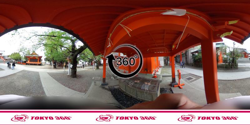 花園神社-360度写真-05