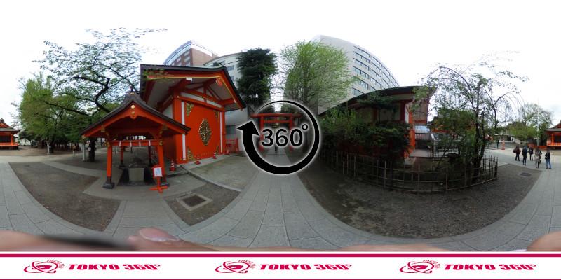 花園神社-360度写真-06