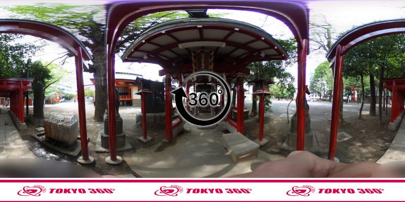 花園神社-360度写真-08